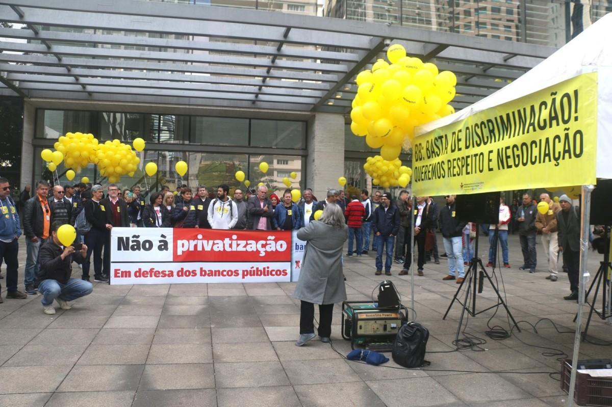 Movimento Sindical conquista avanços para bancários do BB