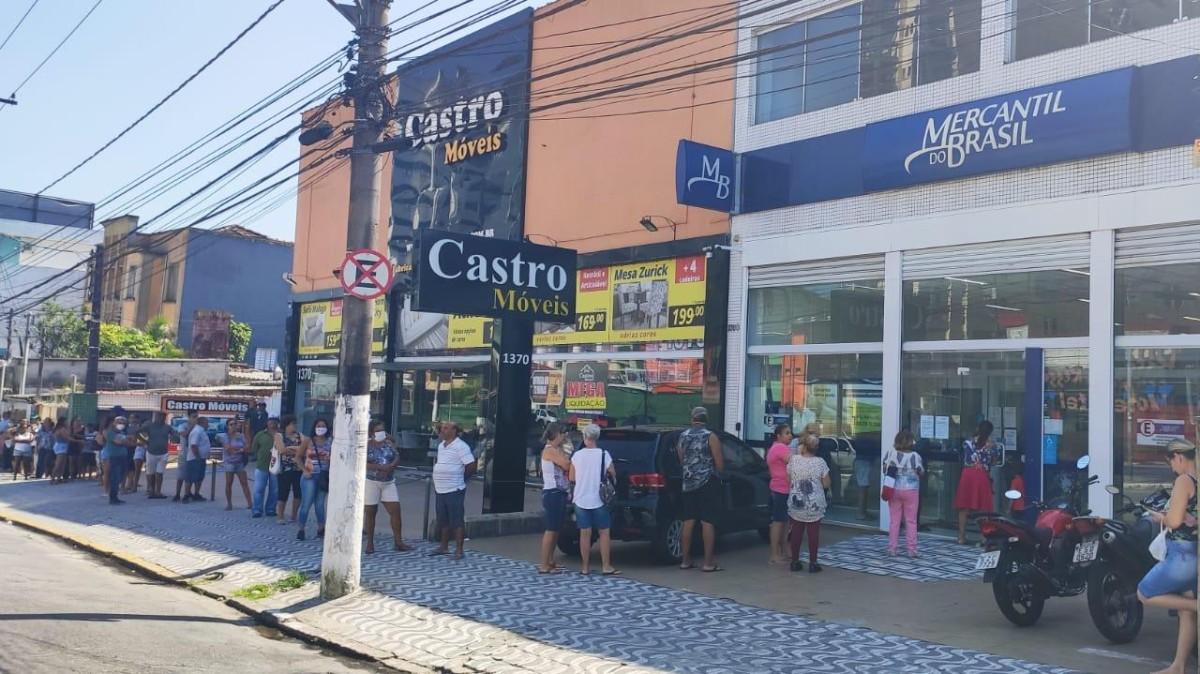 Bancários confrontam Mercantil do Brasil junto ao MPT