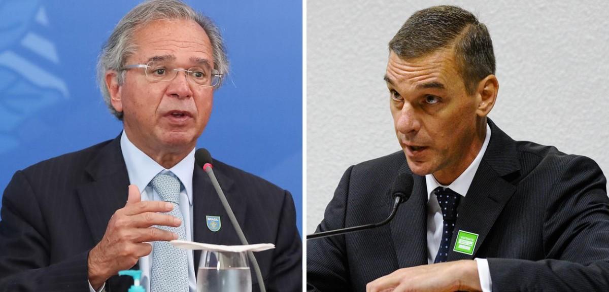 Guedes pretende André Brandão, ex-HSBC, para comandar BB