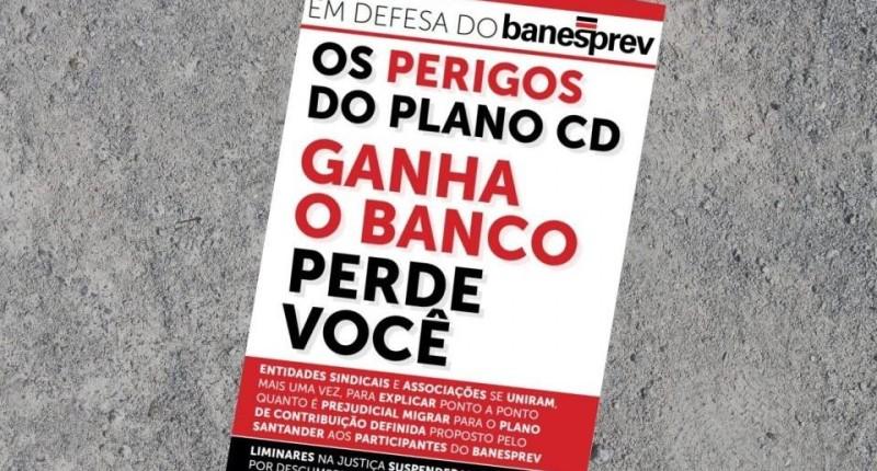 Jornal Especial Banesprev: entidades esclarecem o que o Santander não diz