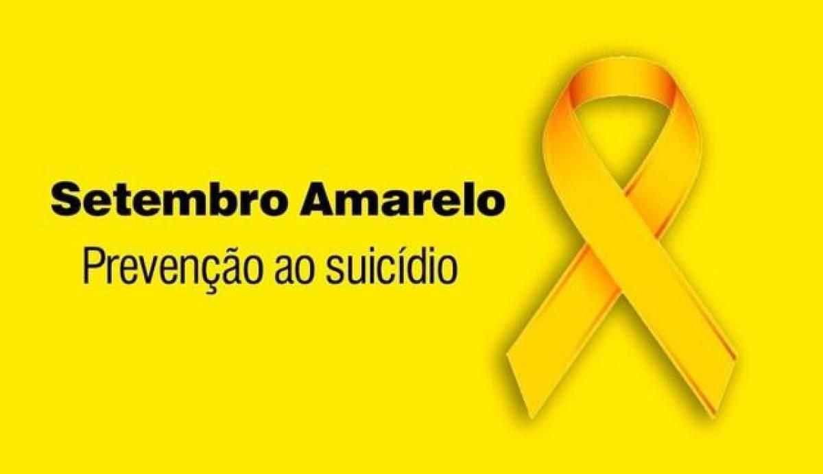 Previna o Suicídio , a campanha Setembro Amarelosalva vidas!