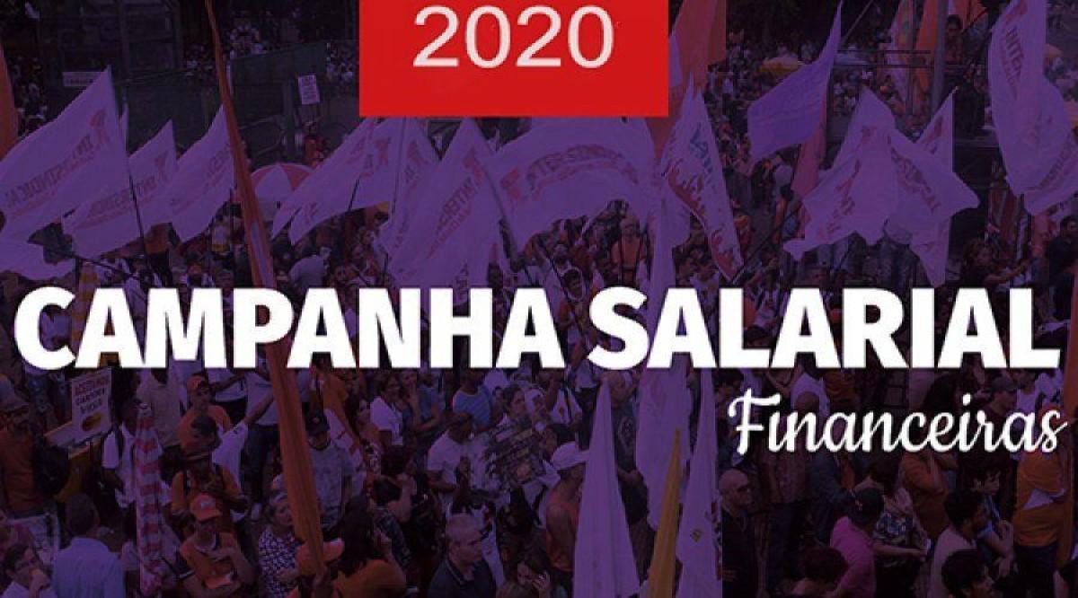 Sindicalistas pressionam por reabertura da Campanha dos Financiários