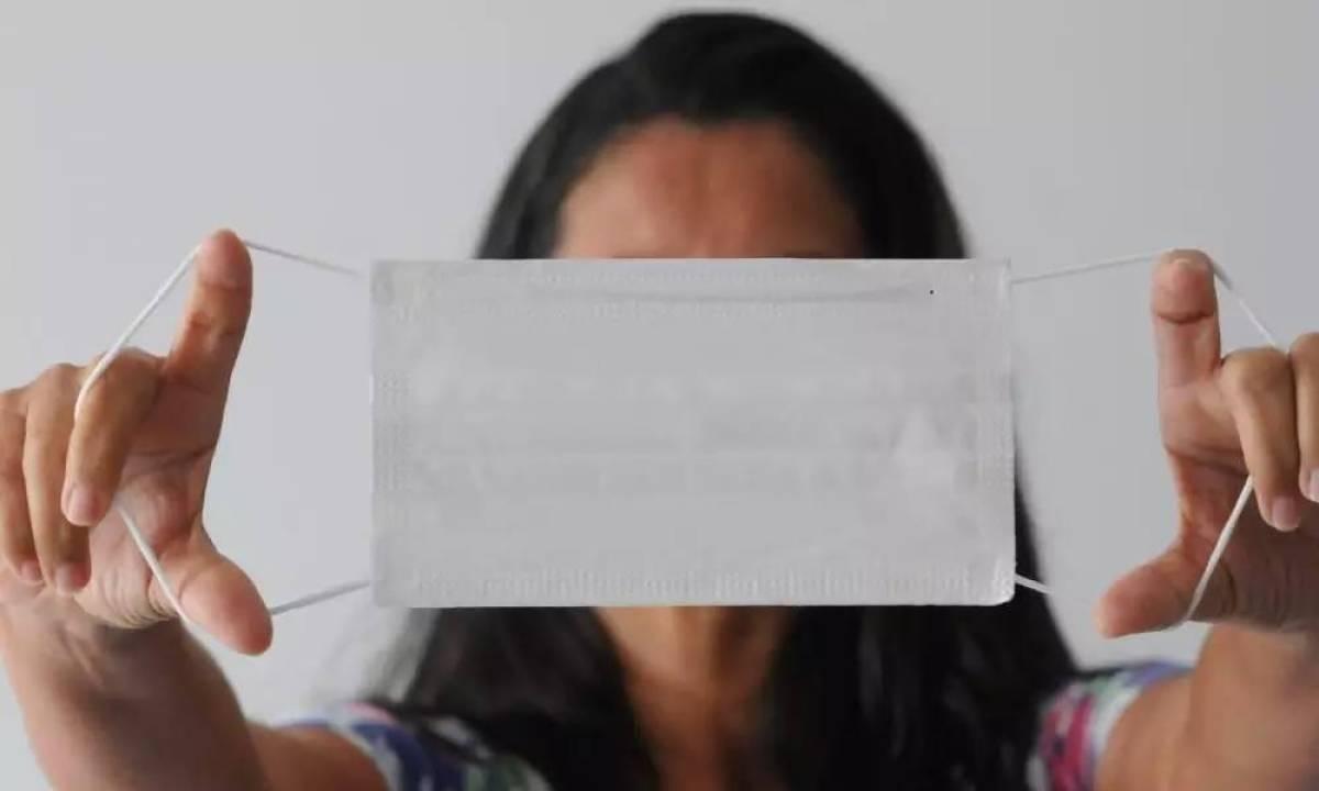 Utilize máscara dentro das agências para não contaminar as pessoas!