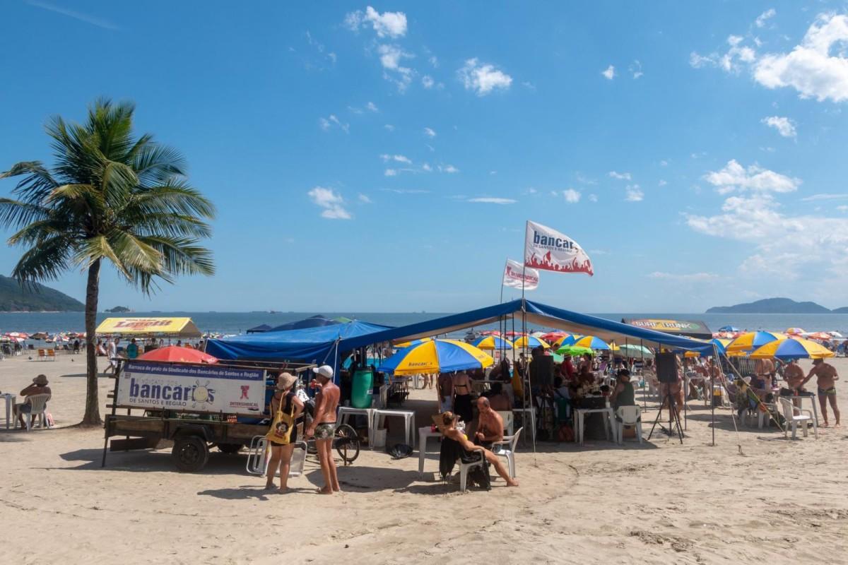 Barraca de praia do Sindicato volta a funcionar dia 31 de outubro