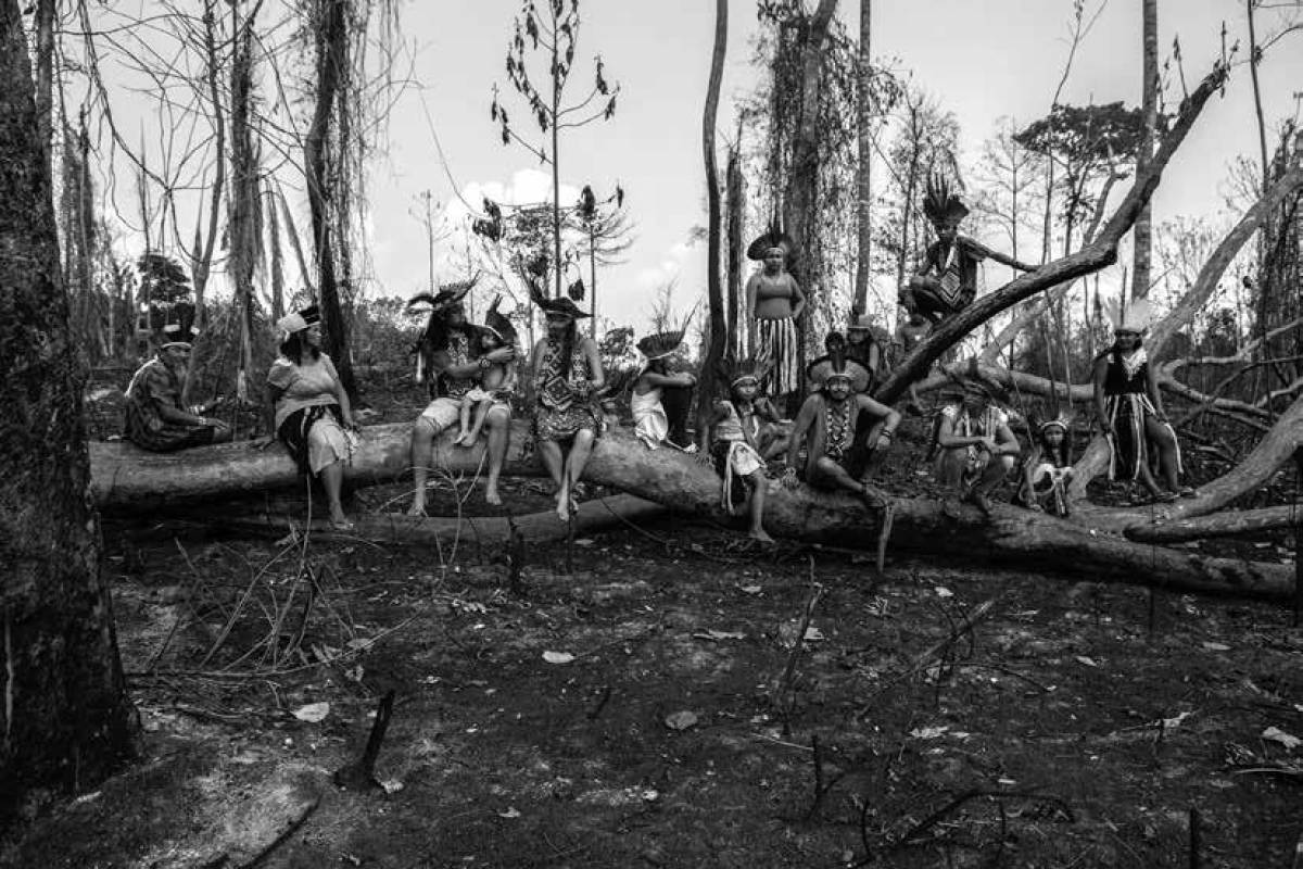 Violência contra indígenas aumentou 150% no governo Bolsonaro