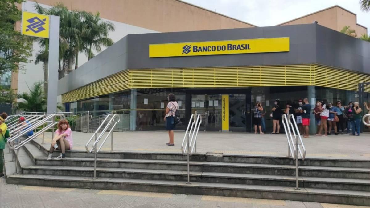 Estão sucateando o Banco do Brasil para a privatização, dizem funcionários