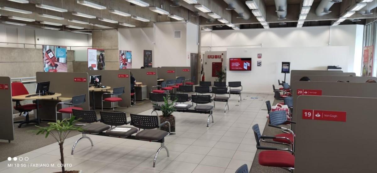 Pressão do Sindicato resulta em troca de ares-condicionados no Santander/SV