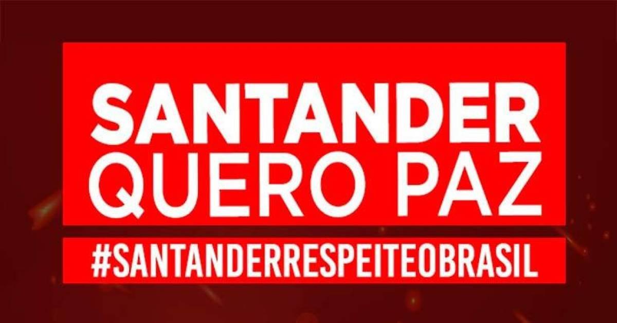 Santander proporciona um INFELIZ NATAL aos seus bancários e bancárias