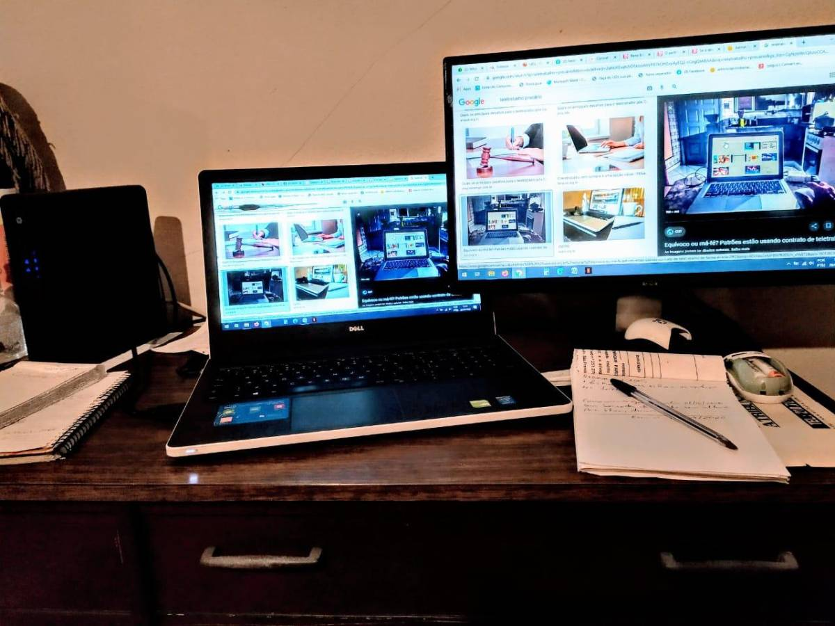 Saúde, jornada e medo, estudo detalha 'home office' do bancário