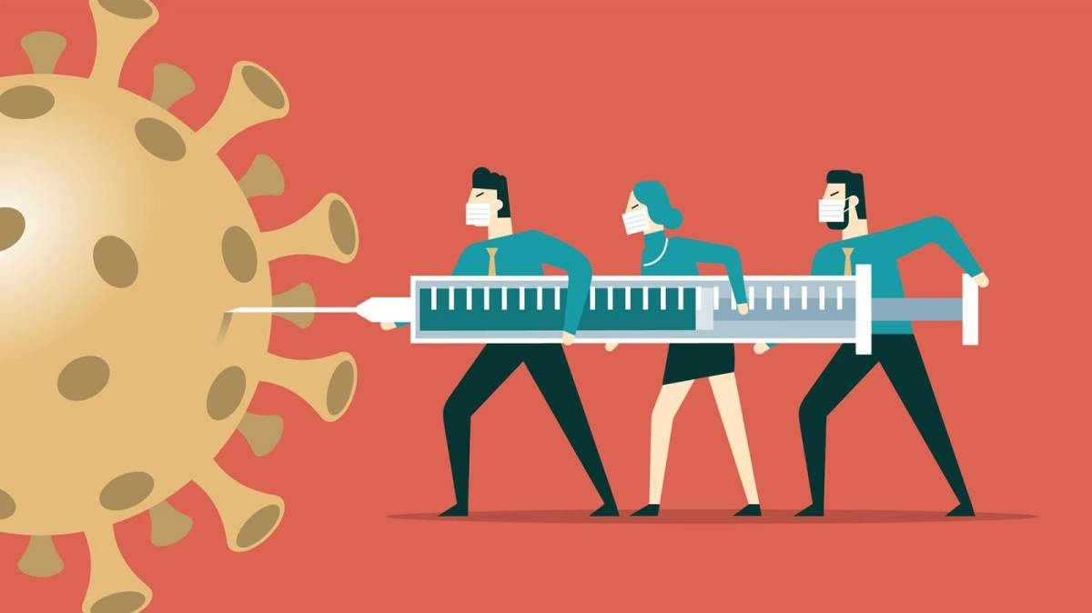Pacto coletivo – Por que você precisa tomar a vacina contra a Covid-19?