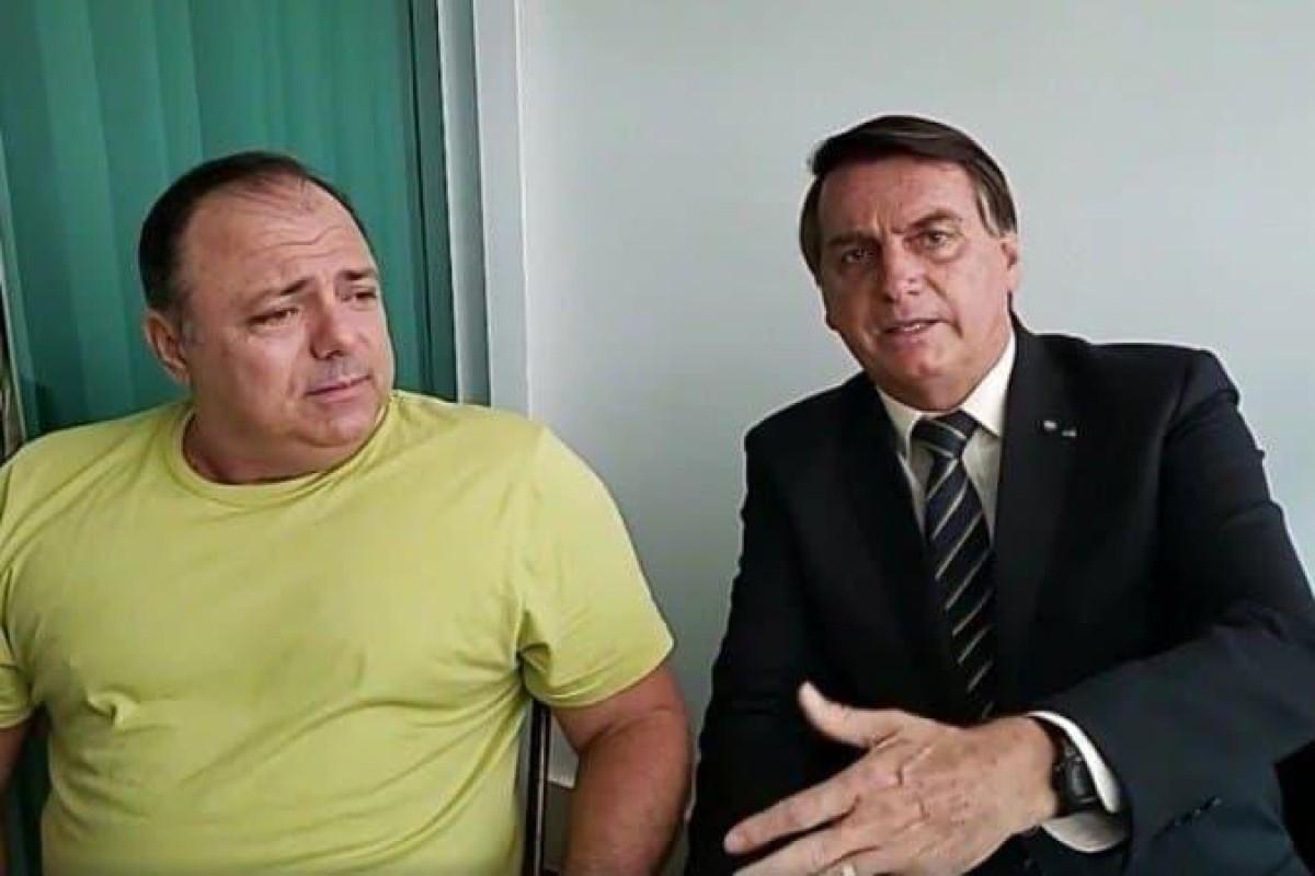 ABI pede impeachment do ministro da Saúde de Bolsonaro