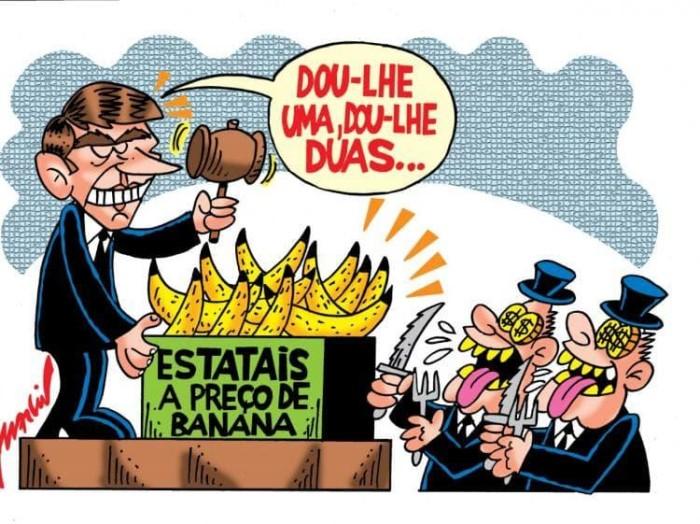 Estatais são lucrativas. Por que Bolsonaro quer vendê-las?