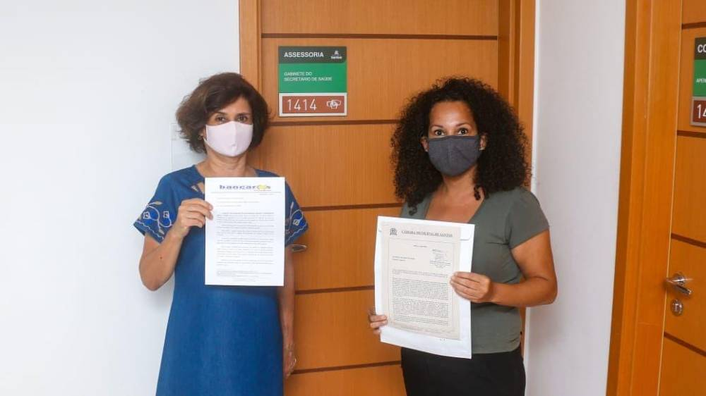 Priorizar os bancários na vacinação é objetivo do Sindicato de Santos