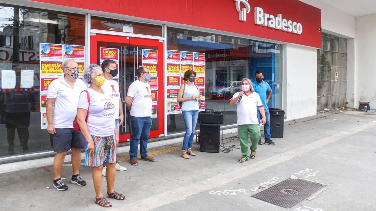 Bradesco: Dia Nacional de Lutas