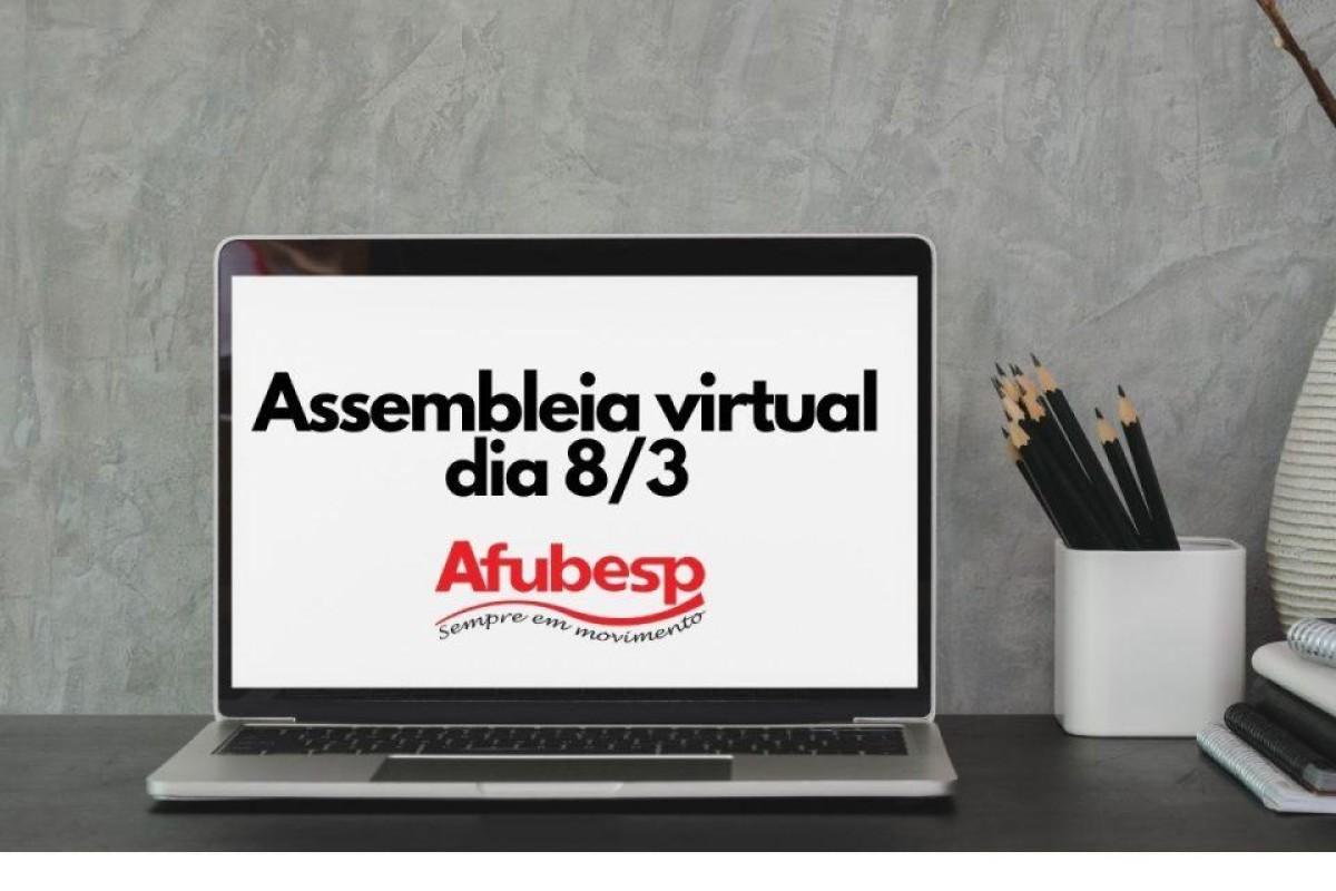 Afubesp convoca associados para AGE sobre ações judiciais