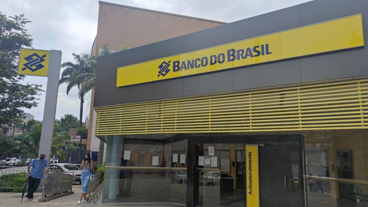 Agência do BB/São Vicente é fechada por falta de condições