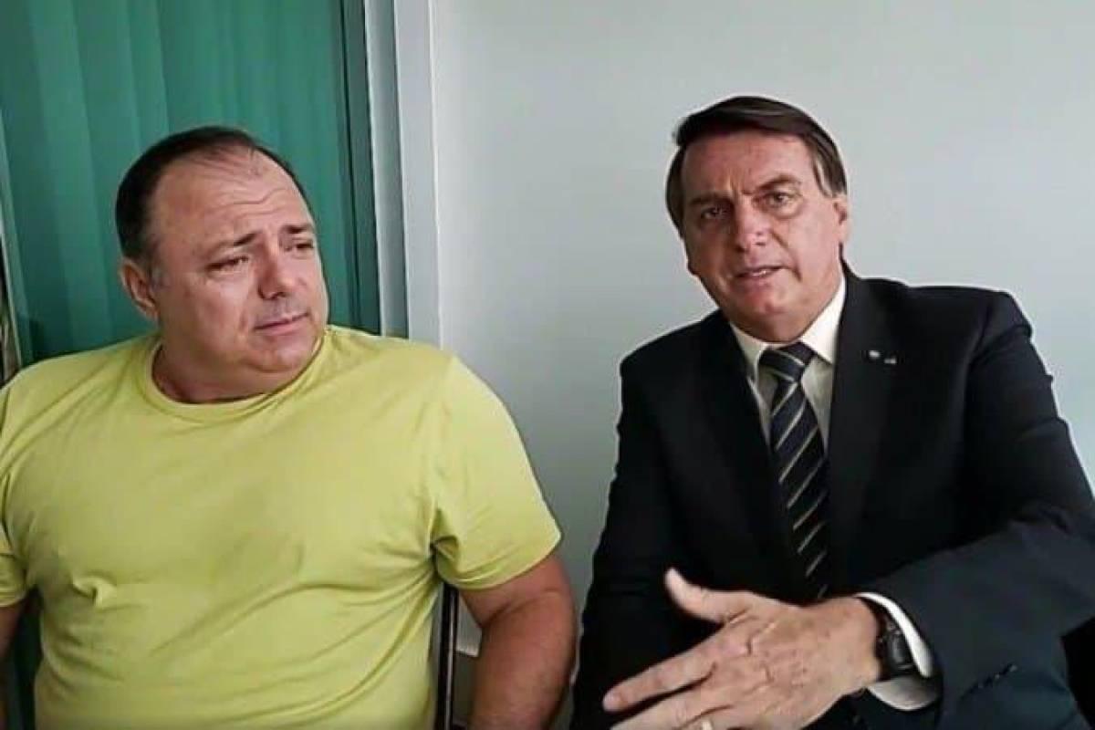 Pazuello promete a governadores vacinas sem confirmação de entrega