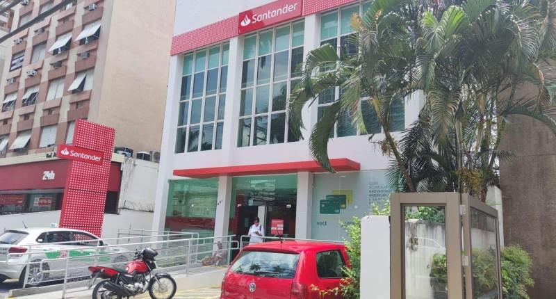 Santander: funcionários respondam 3 perguntas relacionadas à sua Saúde!