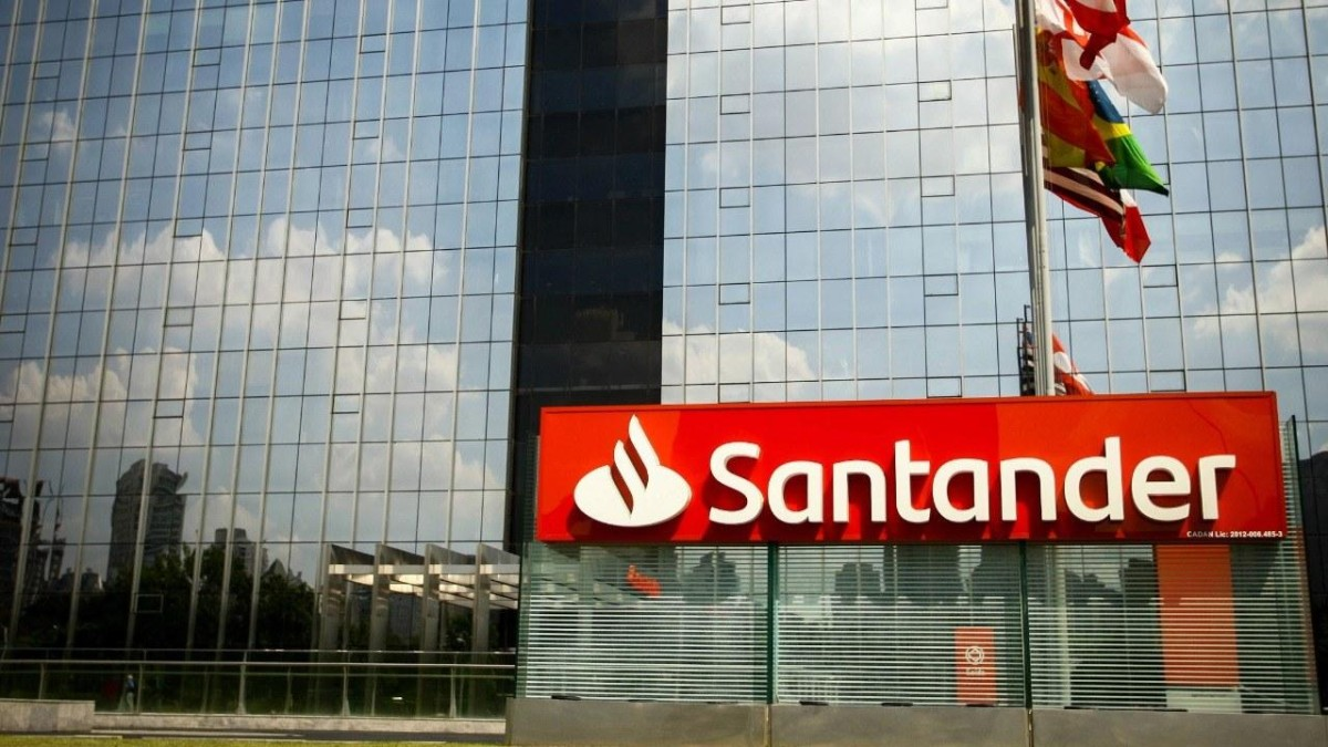 Santander tem lucro de R$ 3,86 bilhões no quarto trimestre de 2020
