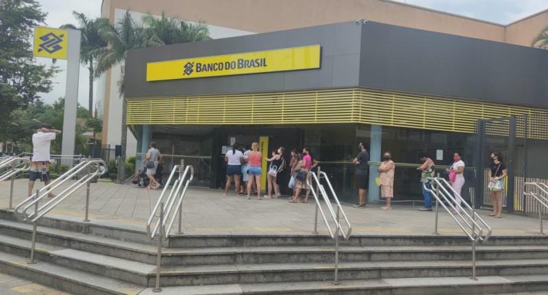Agência do BB será paralisada dia 15, em São Vicente/SP