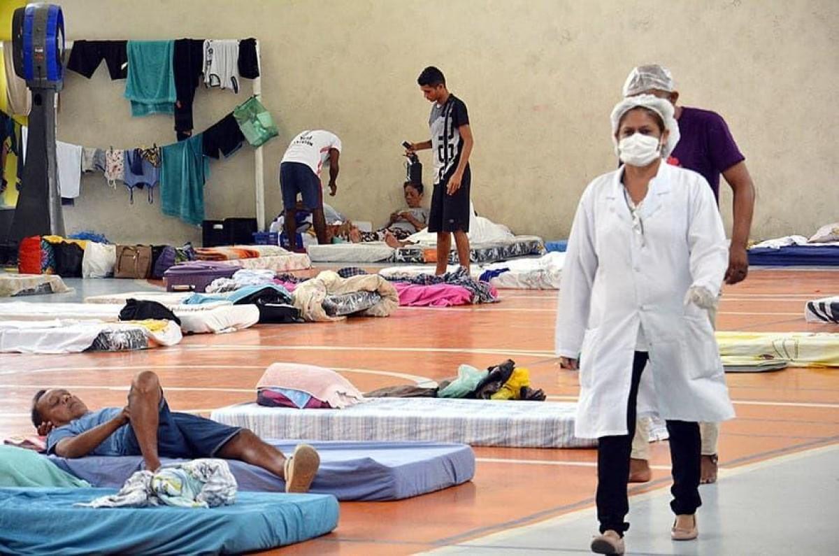 Leitos de UTI Covid financiados pelo Ministério da Saúde cai mais de 70%