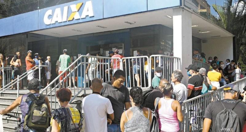 Lockdown: bancário denuncie casos de pessoas colocadas no autoatendimento