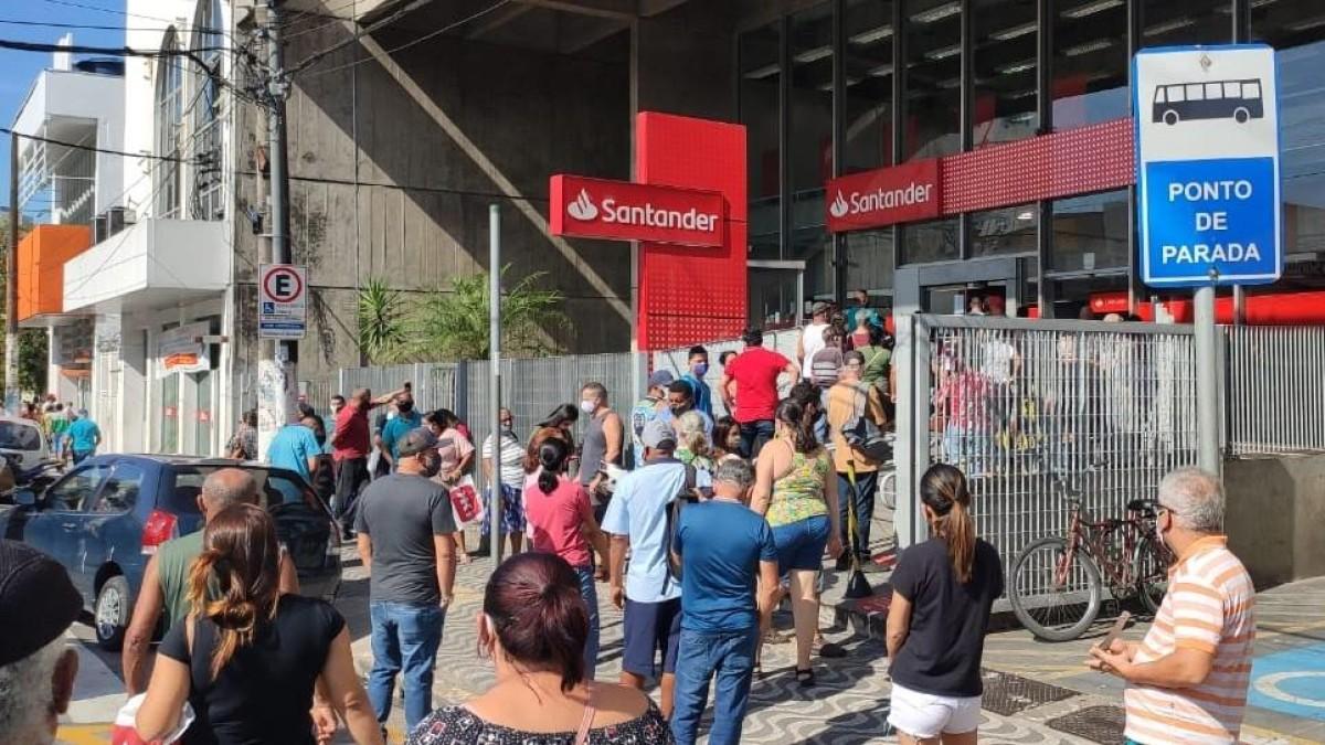 Santander: sindicalistas entregam pauta de reivindicações sobre saúde