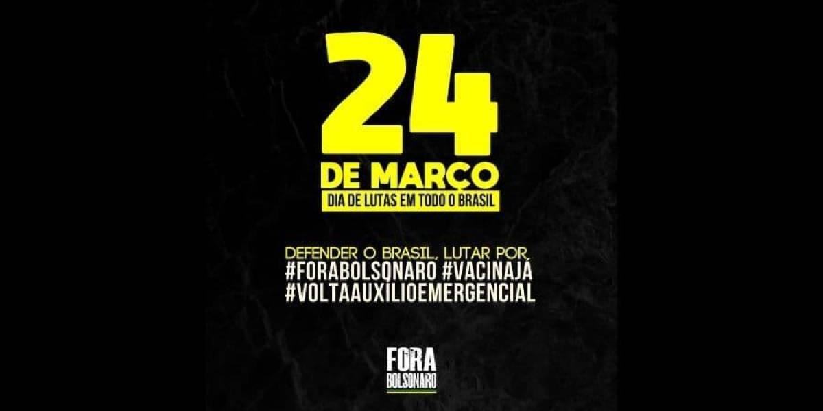 Trabalhadores se mobilizam quarta-feira (24) em defesa da vida!