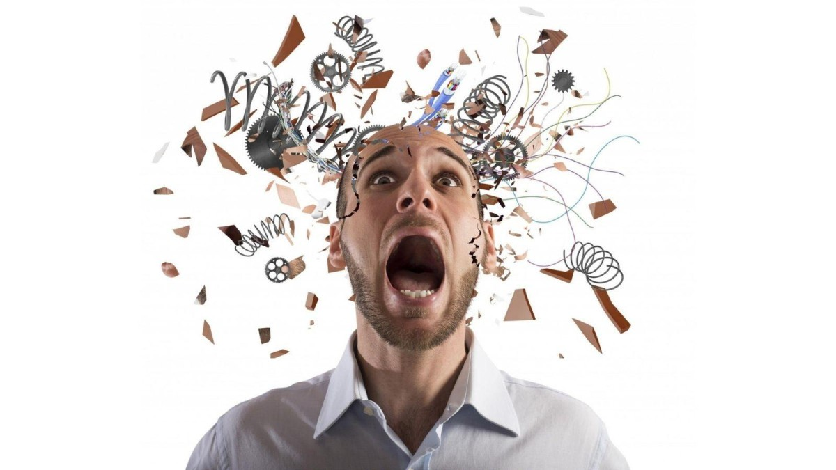 10 sintomas físicos do ESTRESSE
