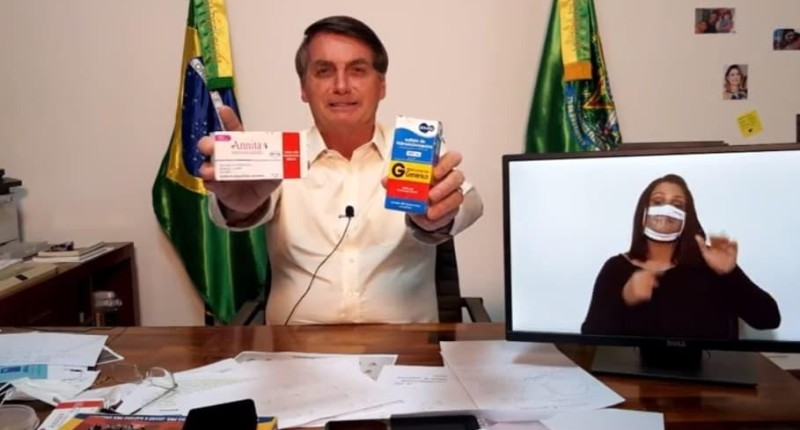 Brasil é epicentro mundial da Covid-19 hoje, Dia Mundial da Saúde!