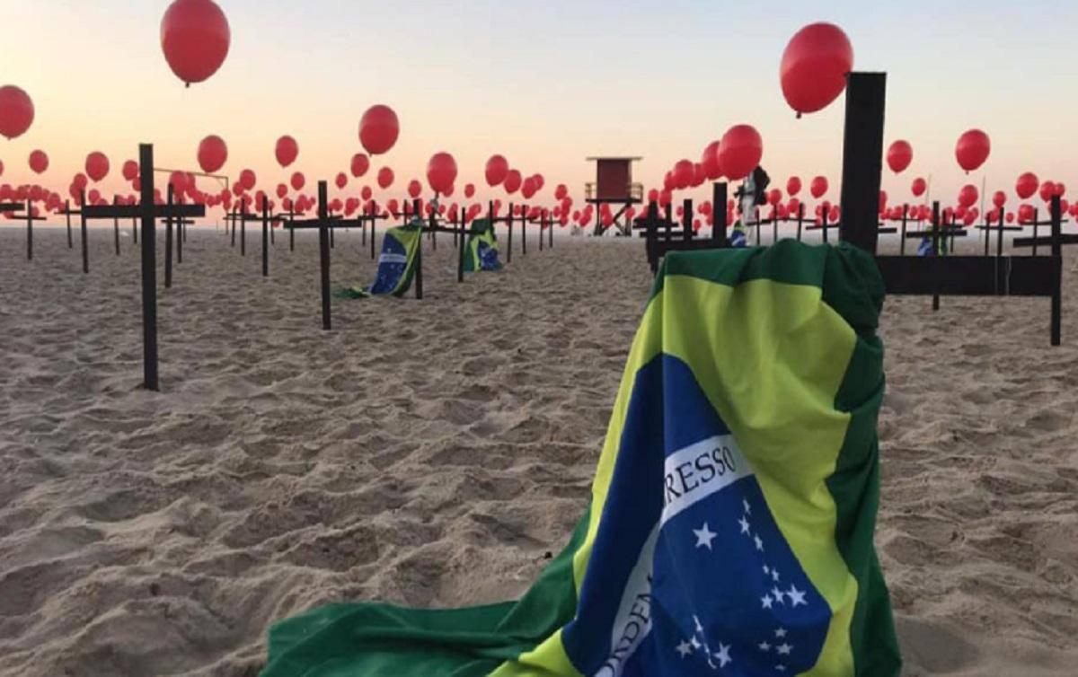Covid: para OMS, colapso no Brasil era 'totalmente evitável'