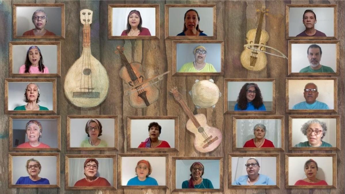 Grupo Vozes do Sindicato canta há 19 anos para alegrar corações!