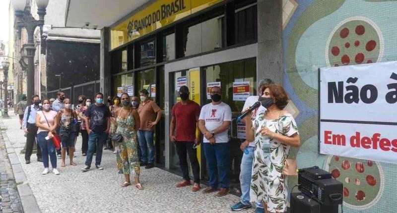 Movimento sindical se reúne com presidente do BB