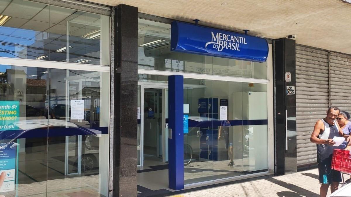 Negociações com Mercantil do Brasil avançam