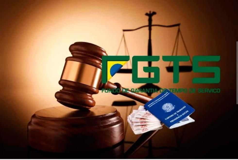 [STF retira de pauta caso sobre FGTS e deixa trabalhadores na mão!]
