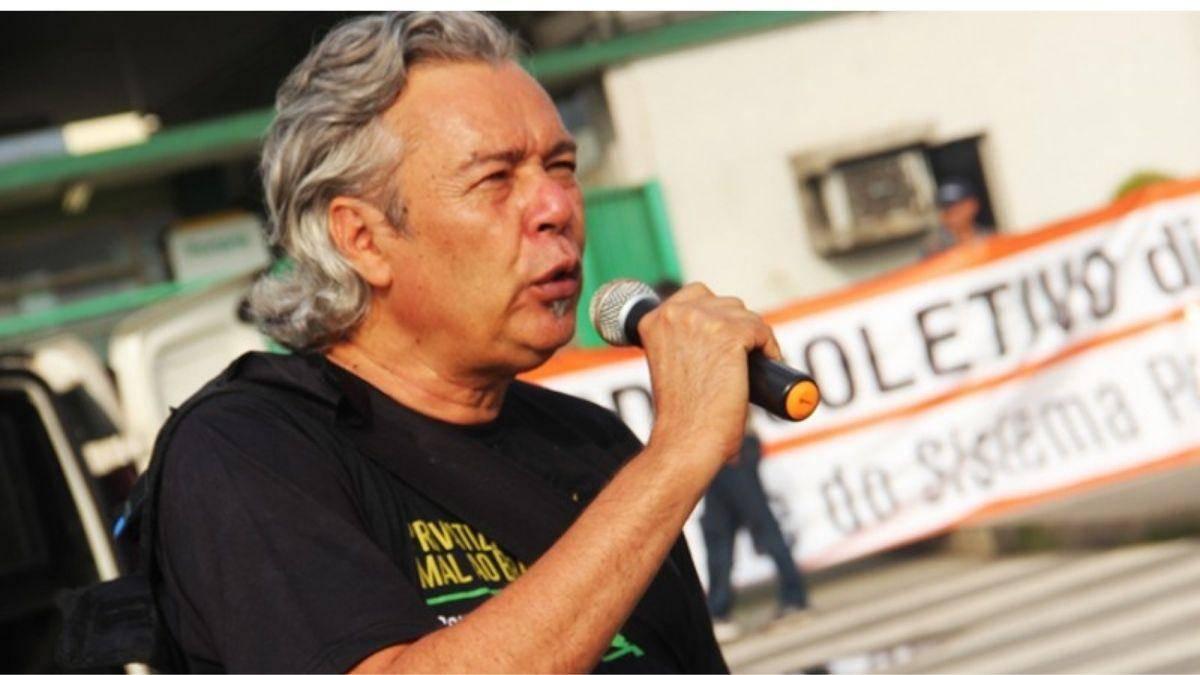 Nota de pesar pelo falecimento do petroleiro Eduardo Jenner Ozório