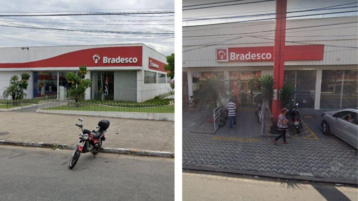 Agências do Bradesco em SV são autuadas por retirada de portas giratórias