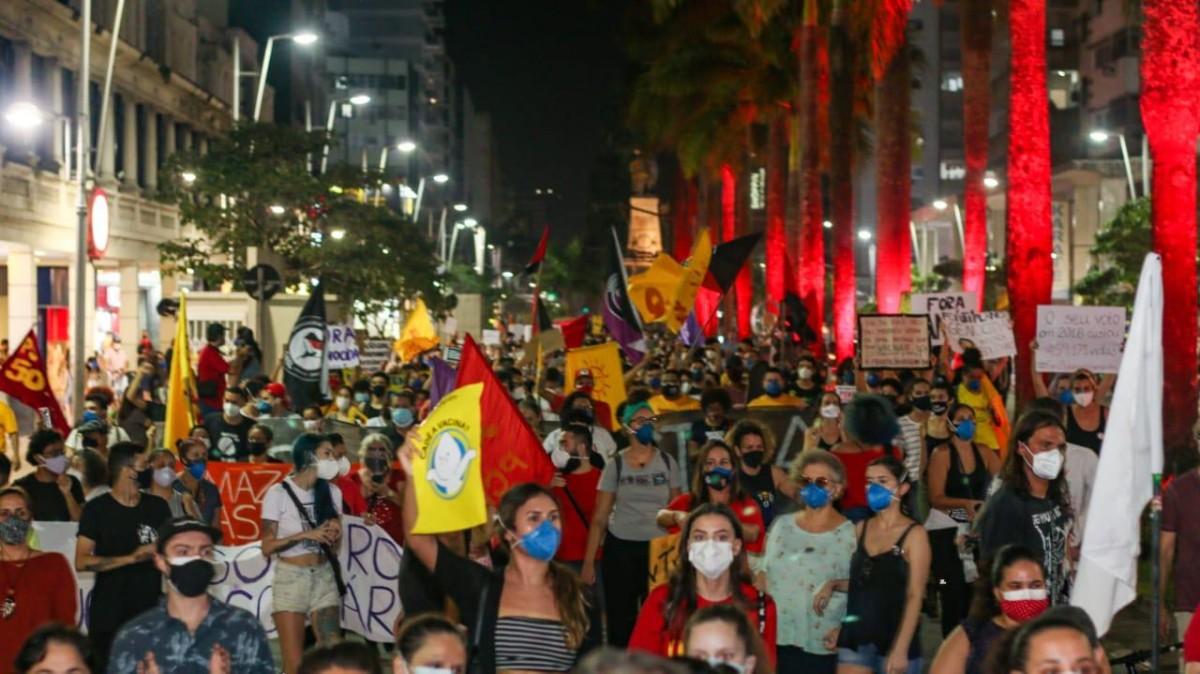 Centrais e movimentos sociais convocam novo protesto para 19 de junho