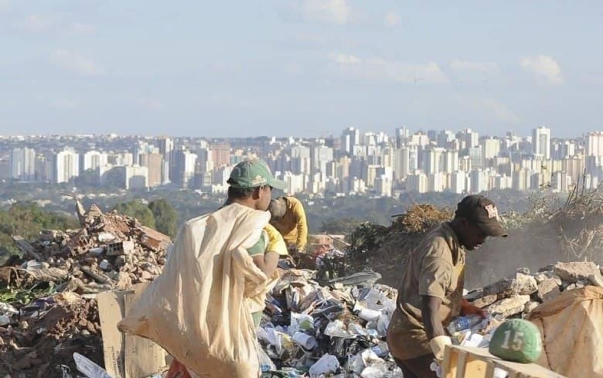 Miséria, desemprego e desigualdade são um projeto no Brasil