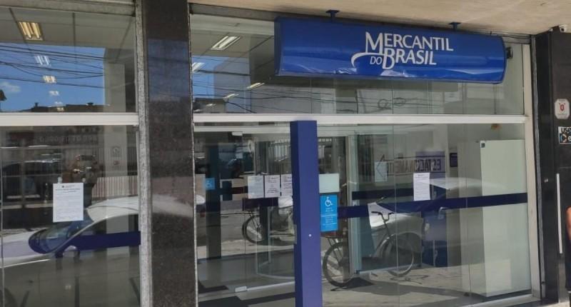 Sindicatos cobram do Mercantil melhores condições e fim do assédio