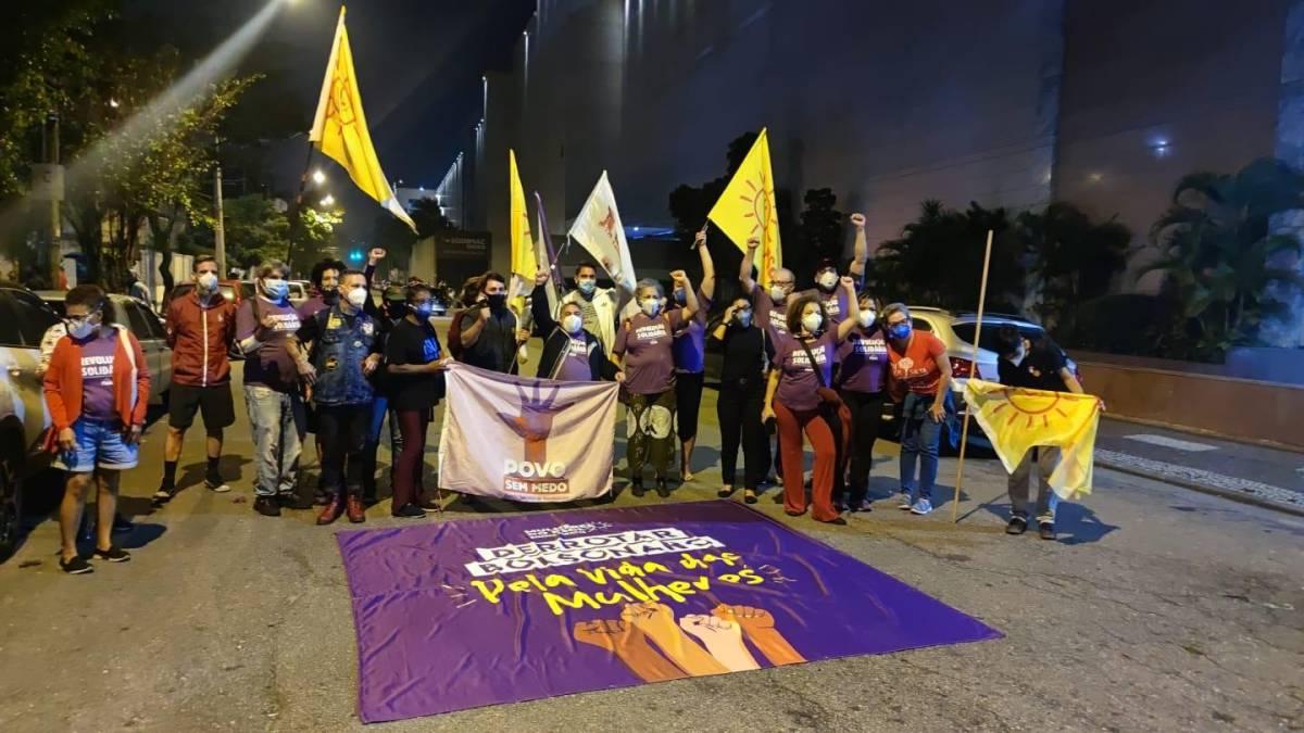 Campanha Fora Bolsonaro convoca atos para 18 de agosto e 7 de setembro
