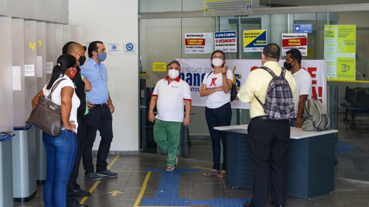 32º Congresso dos funcionários do Banco do Brasil será dia 6 e 8