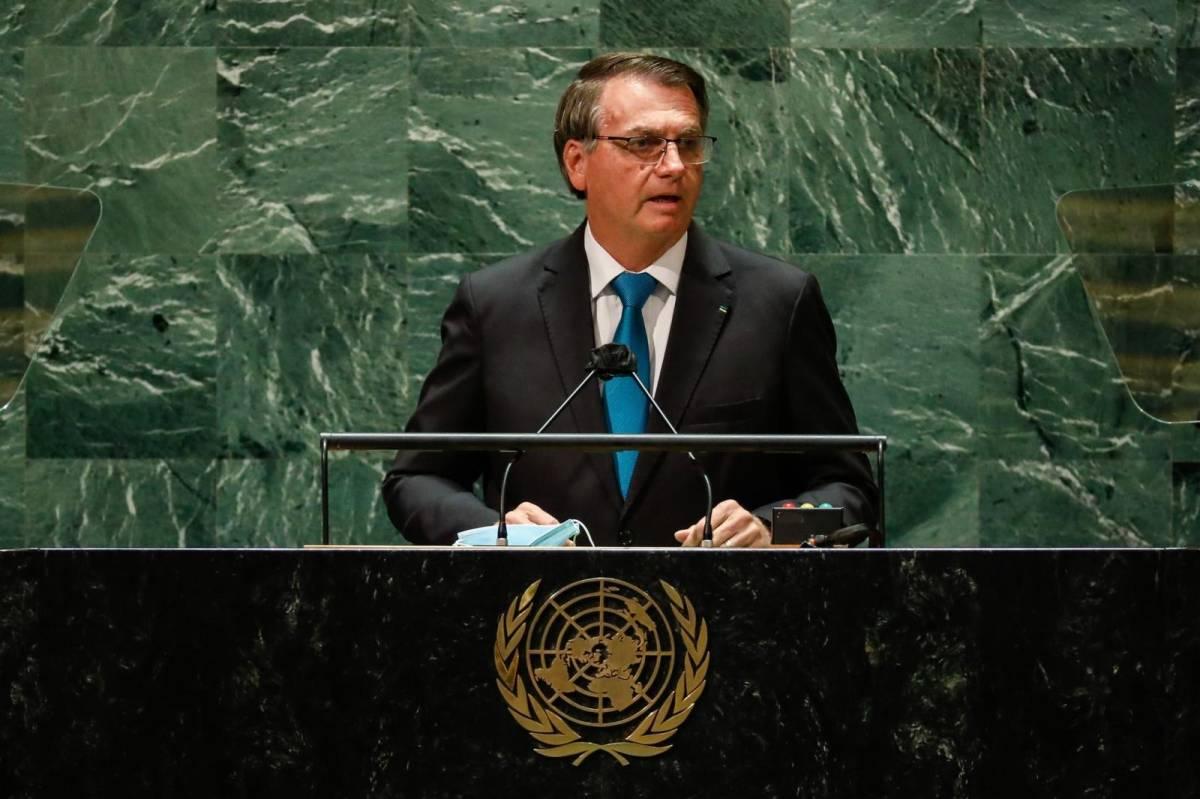 Bolsonaro mente e distorce dados em discurso na Assembleia Geral da ONU