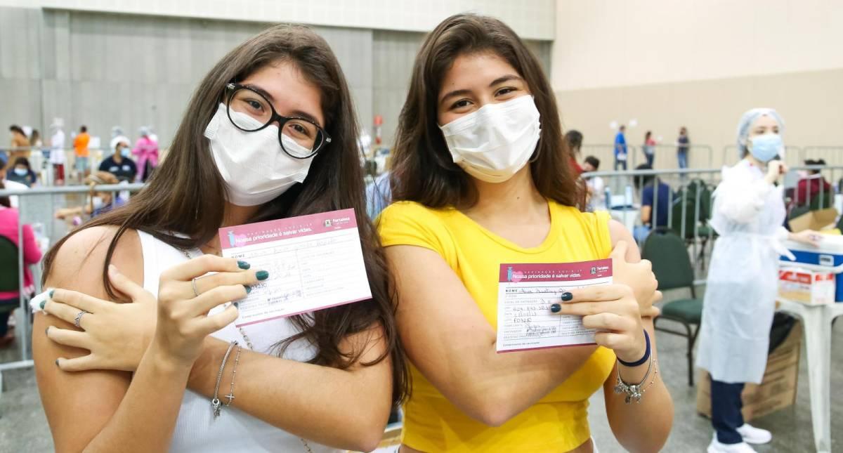 Ministério da Saúde volta atrás e deixa jovens sem vacinação