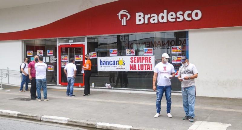 PLR do Bradesco será paga dia 20/9