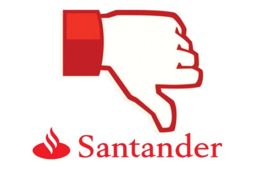[Santander é o pioneiro em desrespeito aos funcionários]