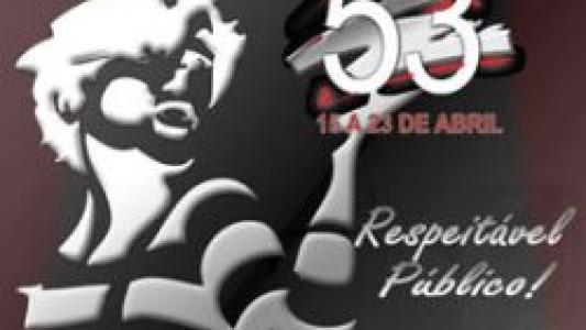 Ator e bancário apresenta-se no Festival Santista de Teatro 821c470e6a8fe