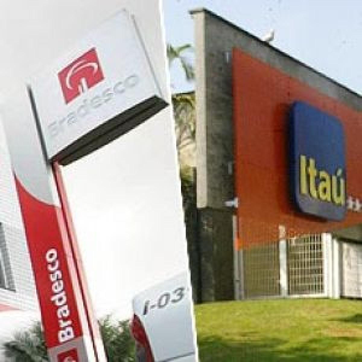 Itaú e Bradesco lideram ranking de maiores bancos do país