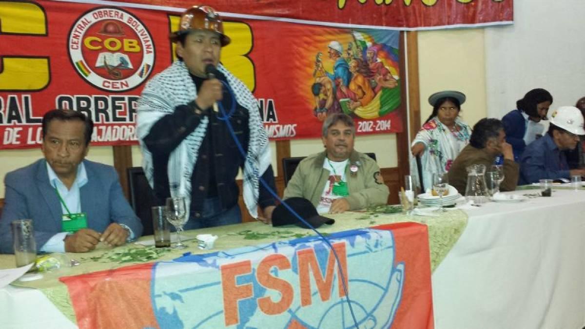 Intersindical denuncia descasos contra brasileiros em encontro internacional