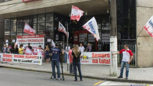 TRT condena Santander em processo por terceirização ilícita